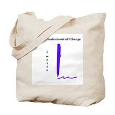 Writing Instrument 2 Tote Bag