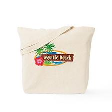 Classic Myrtle Beach Tote or Beach Bag