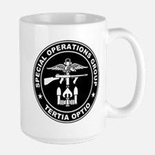 SOG - Tertia Optio (BW) Large Mug