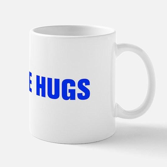Free Hugs-Akz blue 500 Mugs