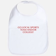 Go local sports team and or college-Opt red 550 Bi
