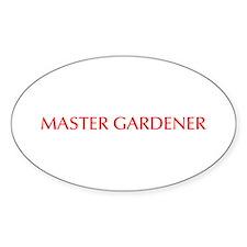 Master Gardener-Opt red 550 Decal