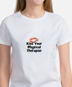Kiss Your Physical Therapist Tee