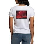 Women's T-Shirt: Don't get mad, get imprecatory