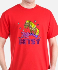 I Dream of Ponies Betsy T-Shirt