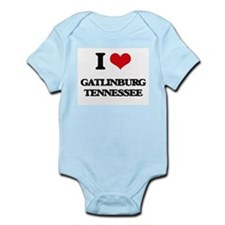I love Gatlinburg Tennessee Body Suit