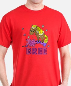I Dream of Ponies Bree T-Shirt