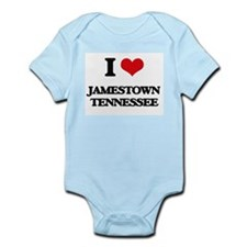 I love Jamestown Tennessee Body Suit