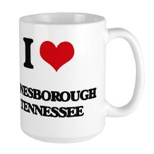 I love Jonesborough Tennessee Mugs