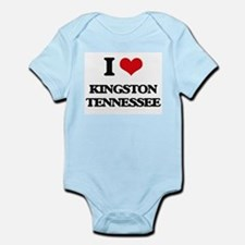 I love Kingston Tennessee Body Suit