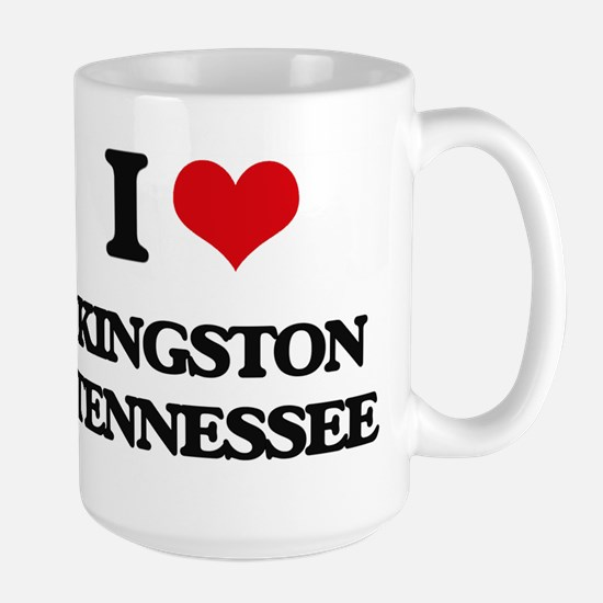I love Kingston Tennessee Mugs