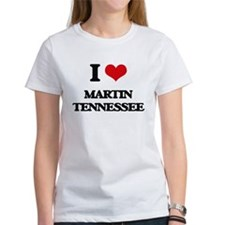 I love Martin Tennessee T-Shirt