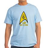 Live long and prosper Mens Light T-shirts