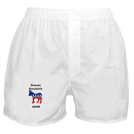 Dennis Kucinich Boxer Shorts