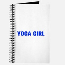 Yoga Girl-Akz blue 500 Journal
