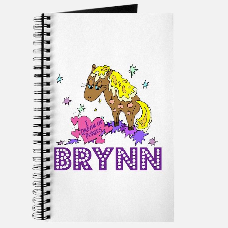 I Dream of Ponies Brynn Journal