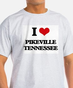 I love Pikeville Tennessee T-Shirt