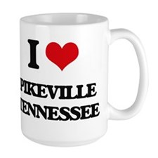 I love Pikeville Tennessee Mugs