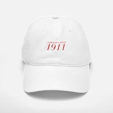 FABULOUS SINCE 1911-Bod red 300 Baseball Baseball Baseball Cap
