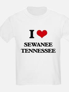 I love Sewanee Tennessee T-Shirt