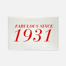 FABULOUS SINCE 1931-Bod red 300 Magnets