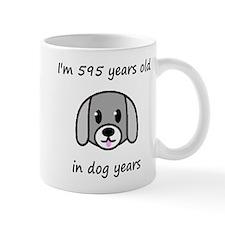 85 dog years 2 Mugs