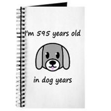 85 dog years 2 - 2 Journal