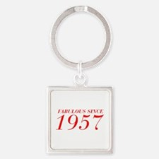 FABULOUS SINCE 1957-Bod red 300 Keychains