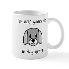 86 dog years 2 Mugs