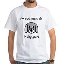 86 dog years 2 T-Shirt