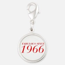 FABULOUS SINCE 1966-Bod red 300 Charms