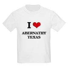 I love Abernathy Texas T-Shirt