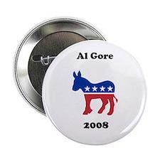 "Al Gore 2.25"" Button (10 pack)"