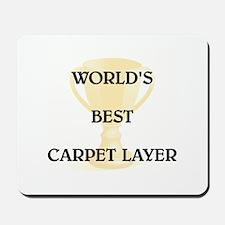 CARPET LAYER Mousepad
