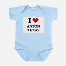 I love Anton Texas Body Suit