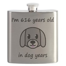 88 dog years 2 Flask