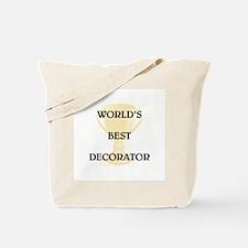 DECORATOR Tote Bag