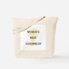 ASSEMBLER Tote Bag