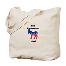 Bill Richardson Tote Bag