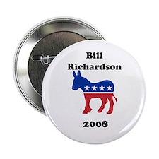 Bill Richardson Button