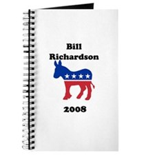Bill Richardson Journal