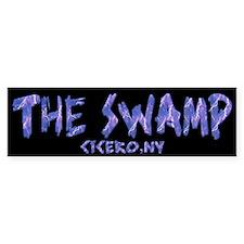 The Swamp Bumper Bumper Sticker