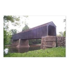 Postcards (Package of 8) Schofield Covered bridge