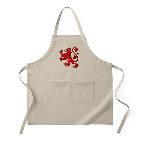 Scottish Lion BBQ Apron