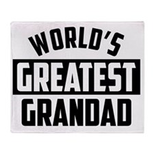 World's Greatest Throw Blanket