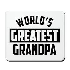 World's Greatest Mousepad