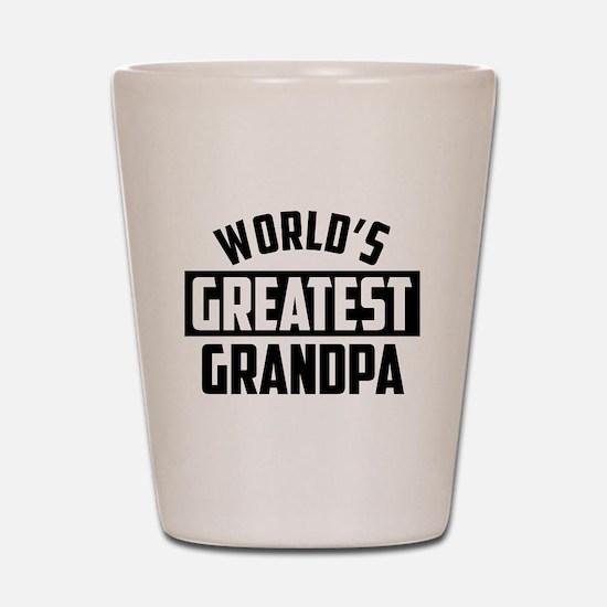 World's Greatest Shot Glass