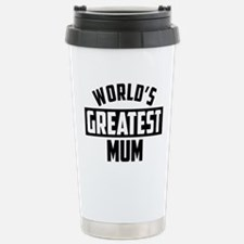 World's Greatest Travel Mug