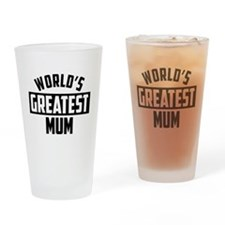 World's Greatest Drinking Glass