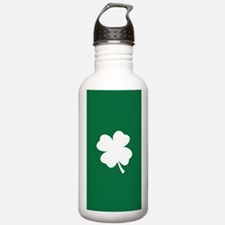 St Patricks Day Shamro Water Bottle